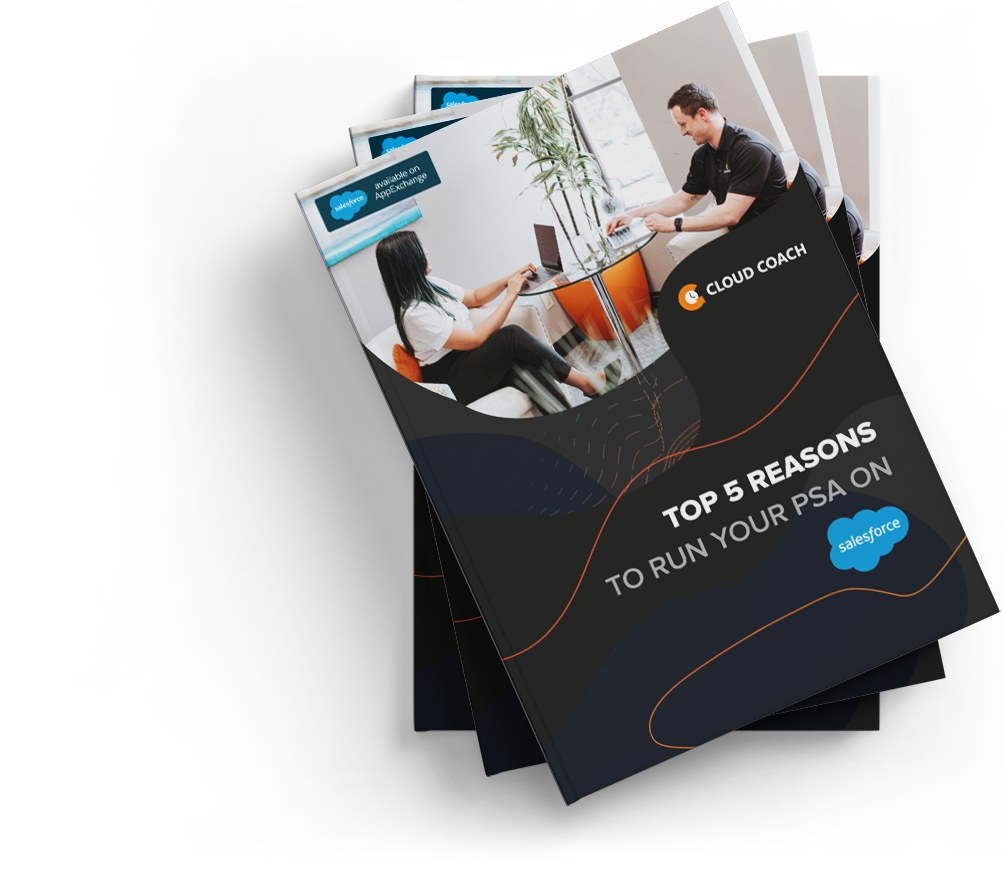 Top 5 Reasons to Run Your PSA on Salesforce